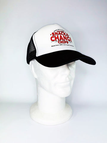 Snackachangi Trucker Cap - Black