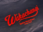Wakachangi Black T-Shirt