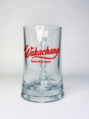 Wakachangi Beer Mug