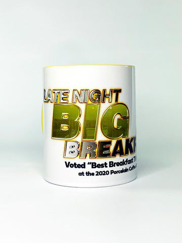 Big Breakfast Mug - Yellow