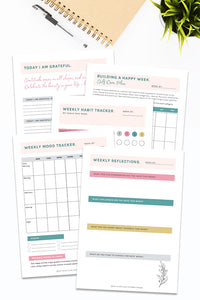 Planners & Worksheets
