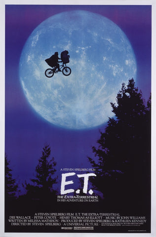 E.T. THE EXTRA-TERRESTRIAL (SPECIAL APPROVAL REQUIRED)