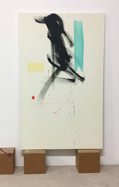 Dancing On My Own - Original and Unique Art Painting
