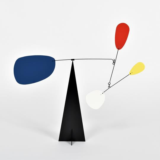 Colourful Standing Mobile