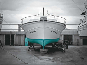 Green Mallorca Boat Renovation | Photo Art