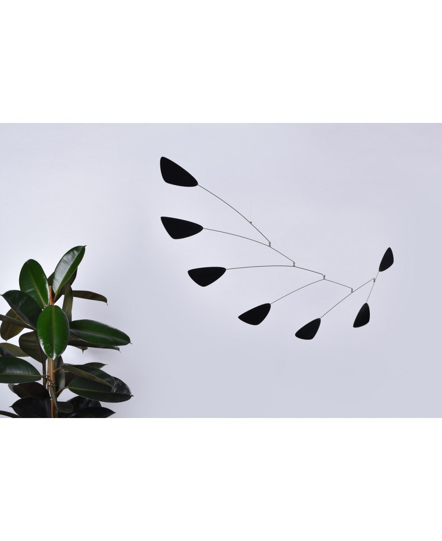 Hanging Black Small Mobile