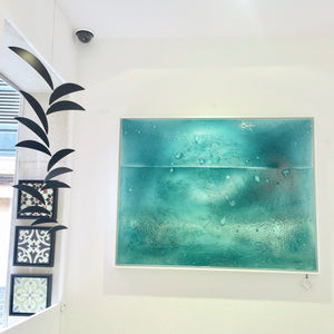 Shallow Waters - Original and Unique Art Painting