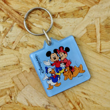 Load image into Gallery viewer, Vintage Disney Keyring