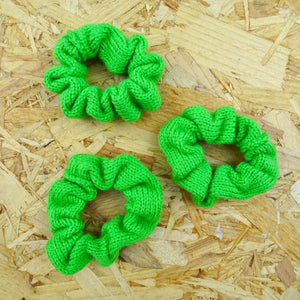 Grass Green Scrunchie