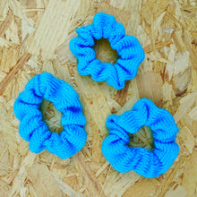 Load image into Gallery viewer, Turquoise Scrunchie