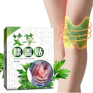 Herbal Patches • Instant Pain Relief (12 pcs.) • Knees, Neck, Shoulders