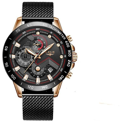 Mens Watches Top Brand Luxury WristWatch
