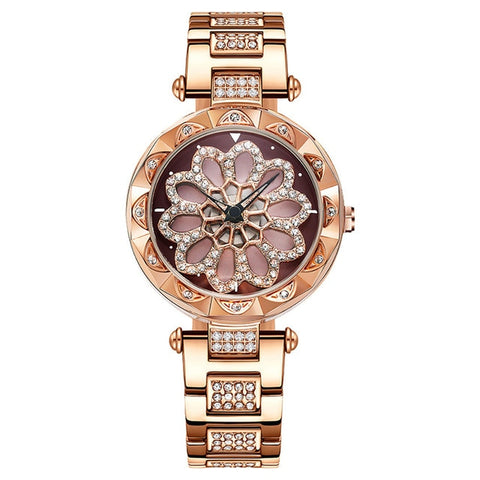 Magnetic Starry Sky Clock Luxury Women Watches