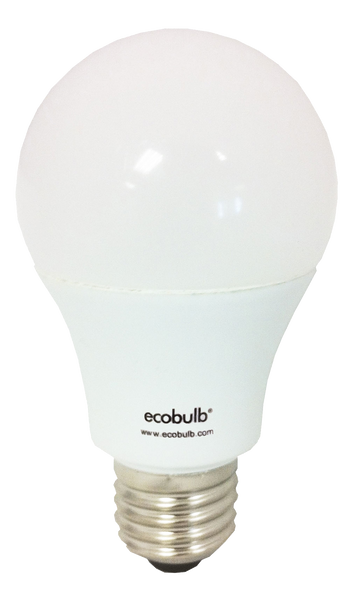 Ecobulb 9W E27 LED 3000K Non-Dimmable Globe (1745)