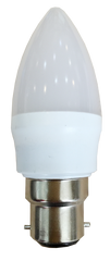 Ecobulb 6W B22 Dimmable Candle