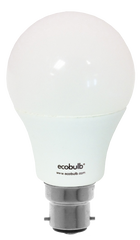 Ecobulb 9W B22 LED 3000K Dimmable Globe (1809)