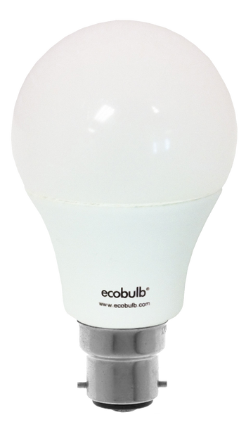 Ecobulb 9W B22 LED 3000K Non-Dimmable Globe (1746)