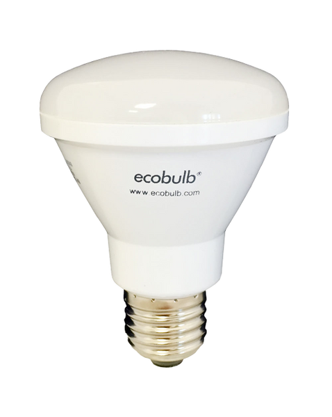 Ecobulb R20 E27 3000K Dimmable Reflector Globe (1748)