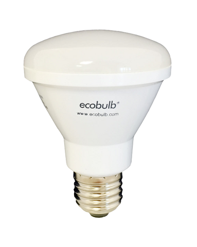 Ecobulb 8W R20 E27 3000K Dimmable Reflector Globe (1748)