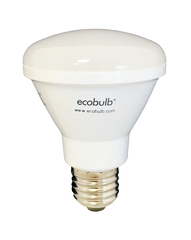 Ecobulb R20 3000K Dimmable Reflector Globe
