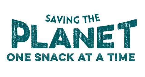 Saving the planet one snack at a time