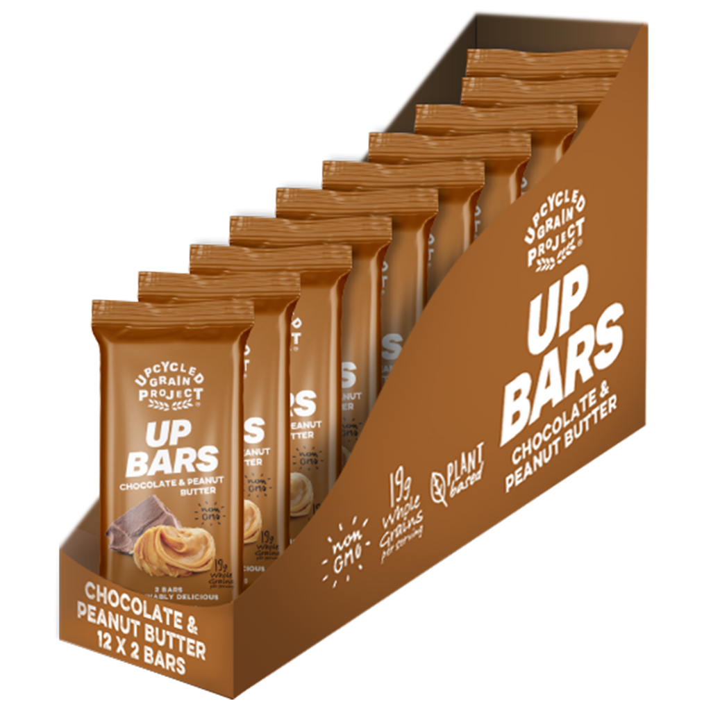 UP Bars – Chocolate & Peanut Butter