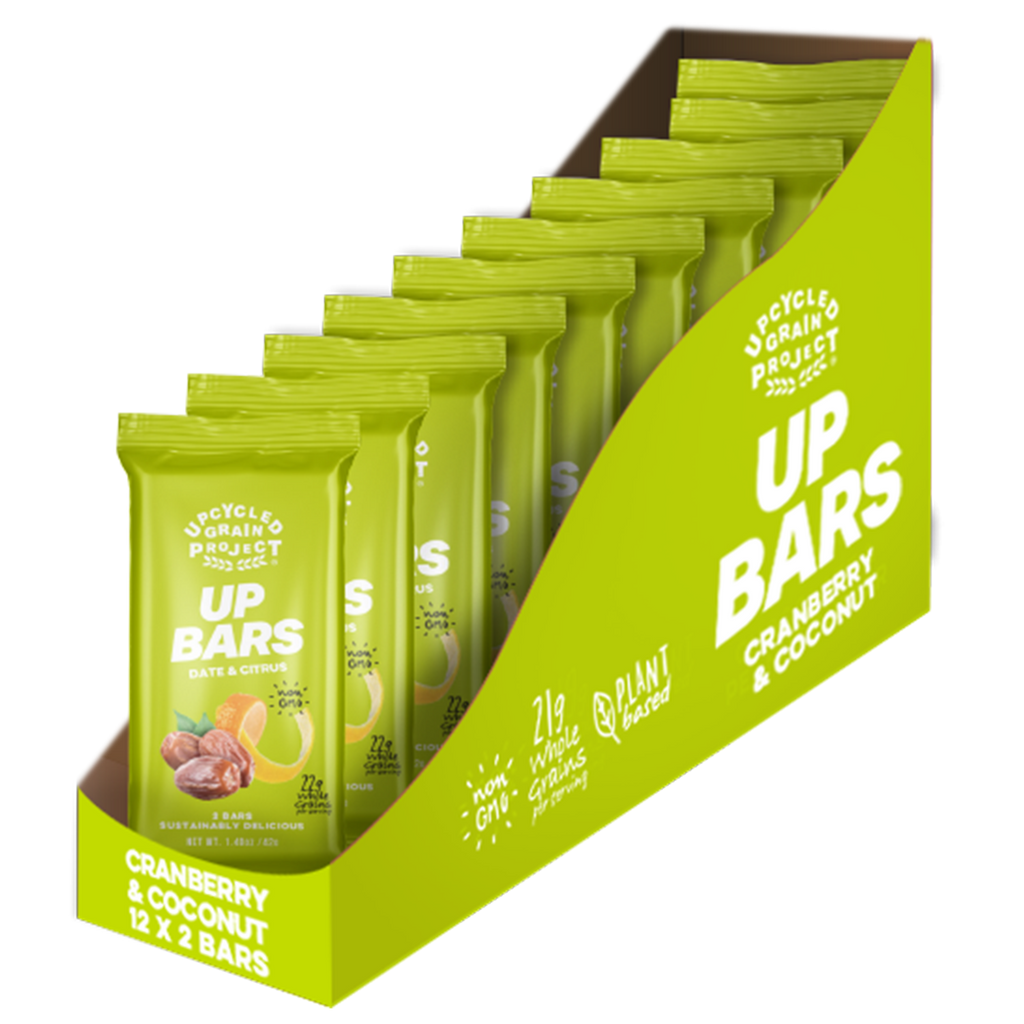 UP Bars – Date & Citrus