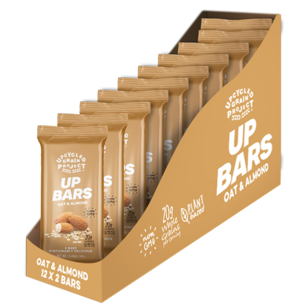 UP Bars – Oat & Almond