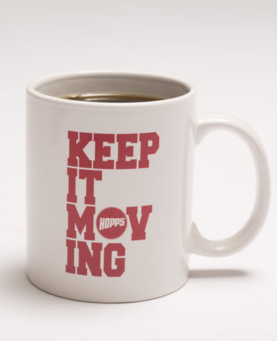 Keep It Moving - Coffee Mug