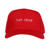 """TUFF CROWD"" HAT- RED"