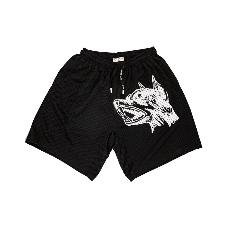 DOBERMAN MESH SHORTS