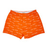 DEEBO BOXER SHORT- ORANGE
