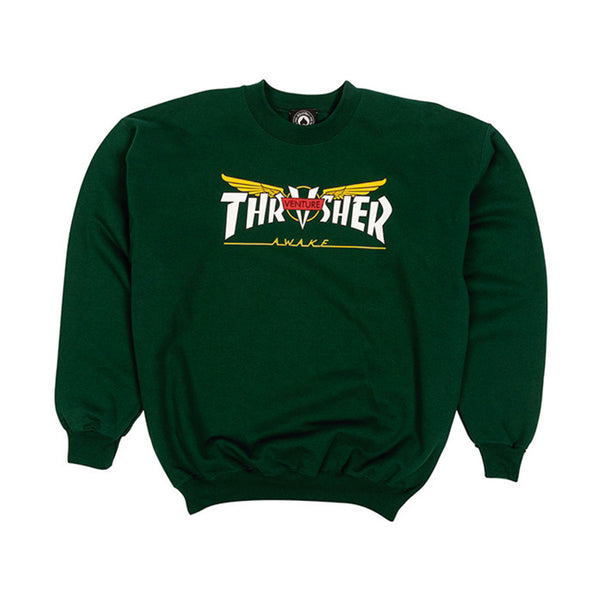 Sweater- Thrasher Venture Collab Crewneck