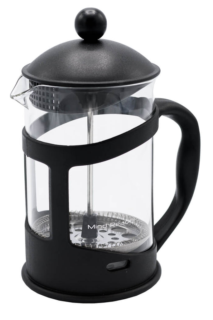 French press, Mind Reader, coffee, coffee brewing
