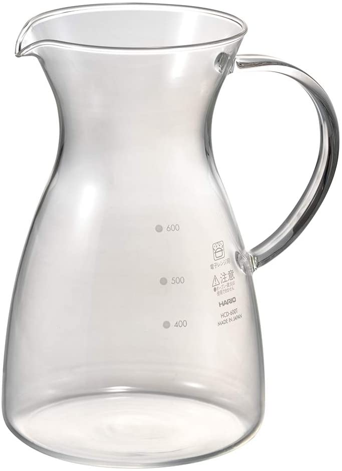 HARIO Glass Coffee Decanter, 600ml
