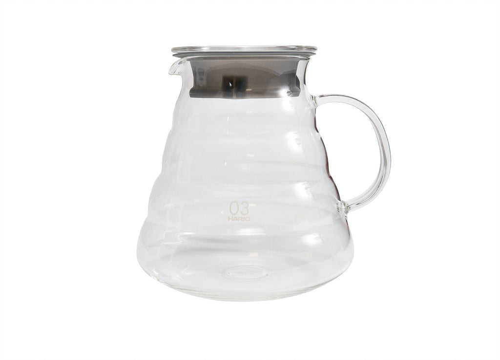 "HARIO V60 ""Clear"" Glass Range Server, 800ml"