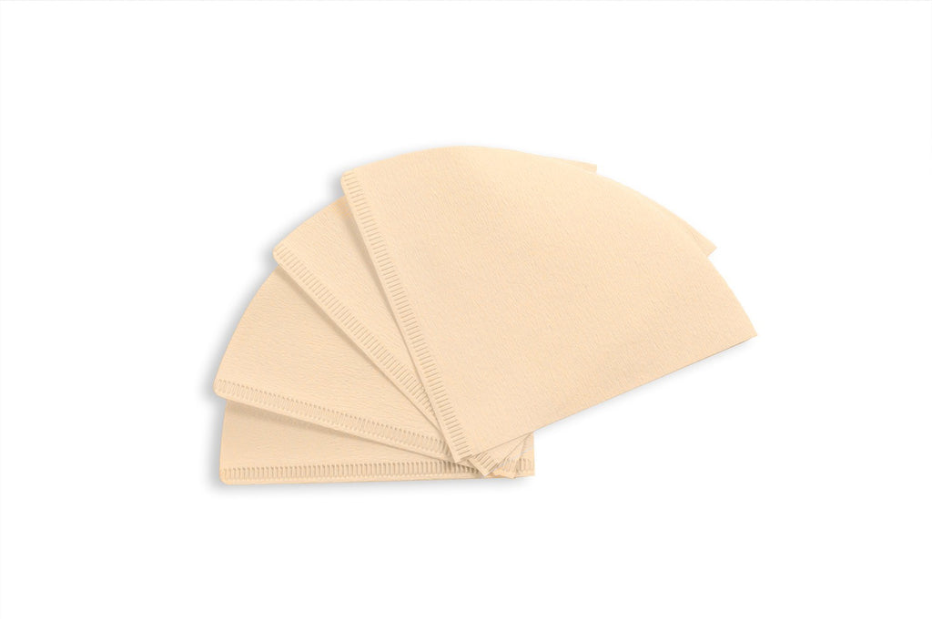 "HARIO V60 Paper Filter, 02 ""Misarashi"" (Natural) 100ct Box"