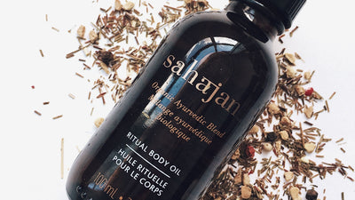 Green Beauty Partner: Sahajan Ayurveda Skincare