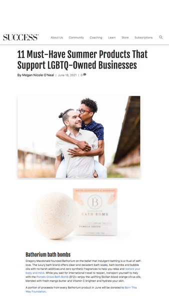 11 Must-Have Summer Products That Support LGBTQ-Owned Businesses