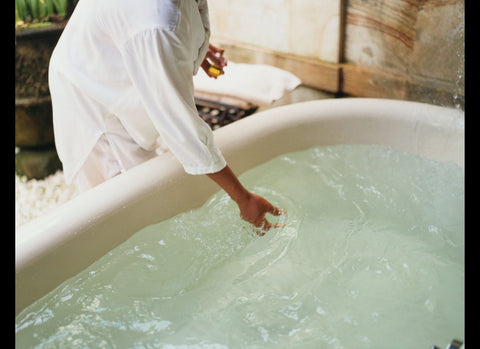 Tips for the perfect bath