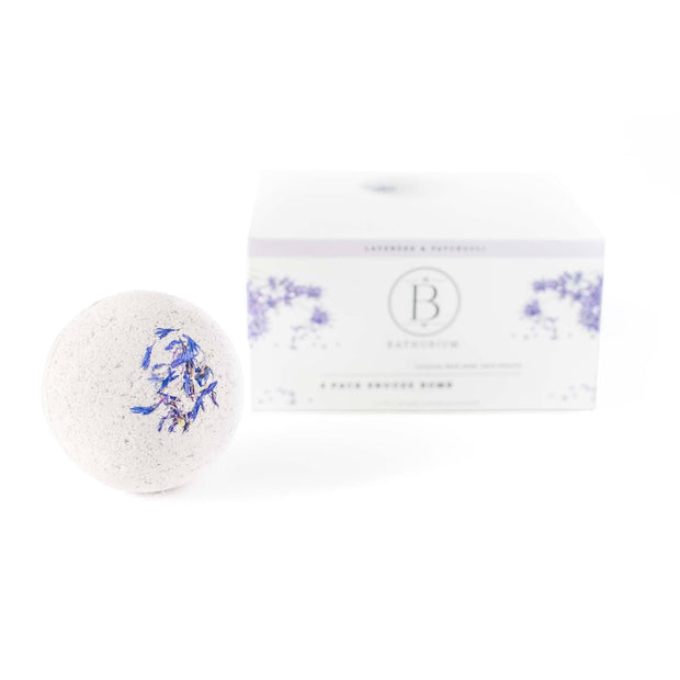 Bathorium Bath Bomb four pack Snooze Bomb Four Pack
