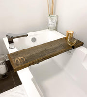 Bathorium Reclaimed Wood Artisan Bath Board