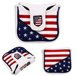 USA Mallet Putter Cover