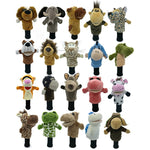 Animal Golf Head Covers