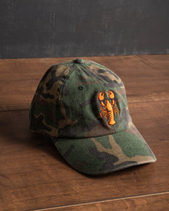 Lobster Cap - Camouflage