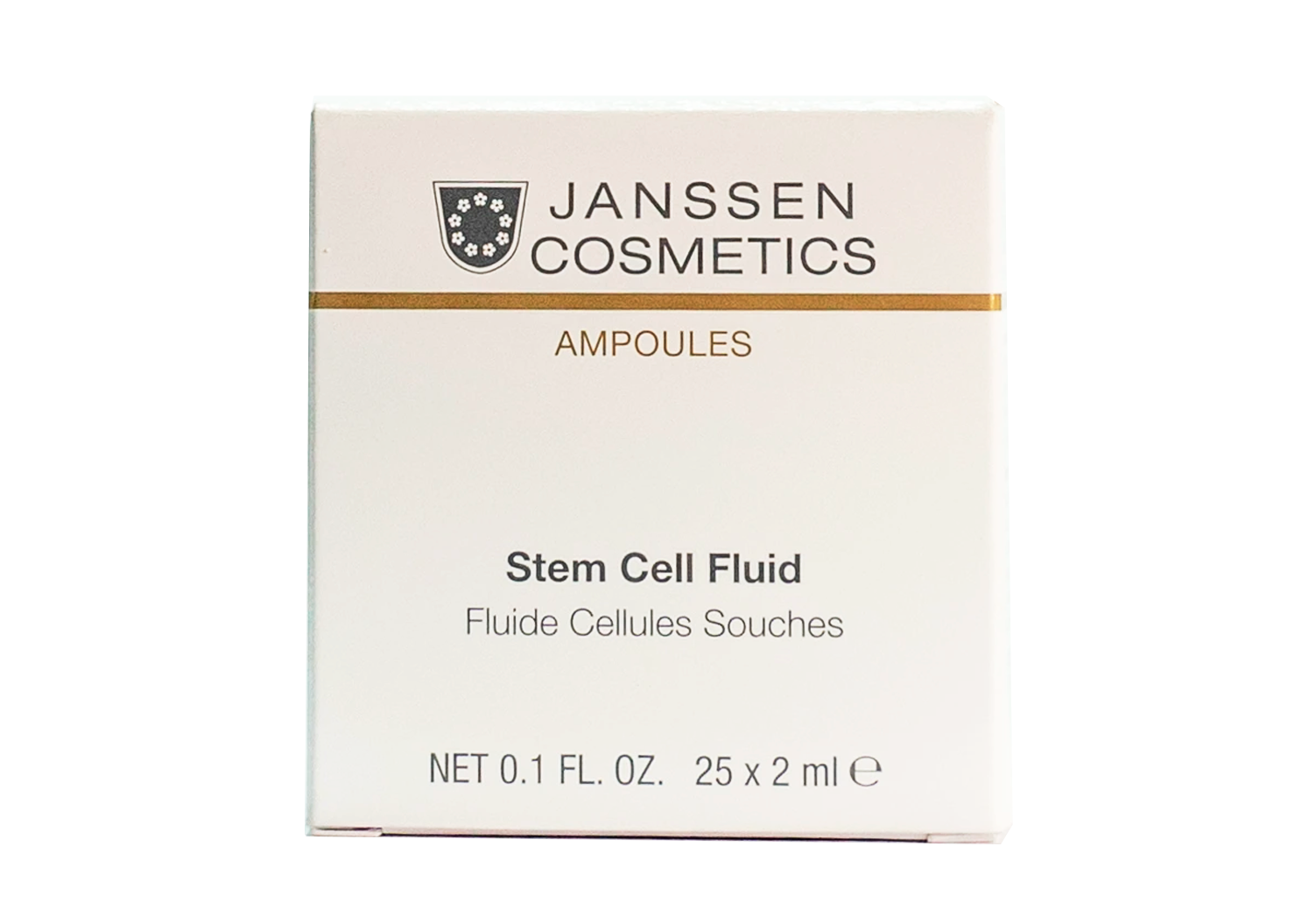 Stem Cell Fluid Janssen Cosmetics