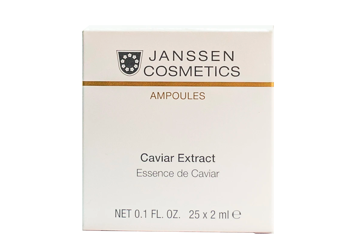 Caviar Extract Janssen Cosmetics