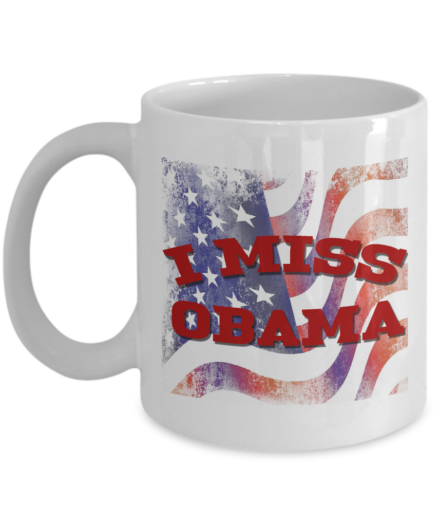 I Miss Obama Coffee Mug