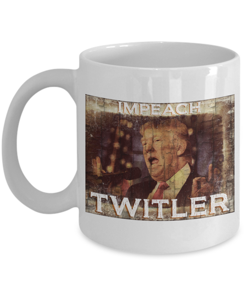 Impeach Twitler Coffee Mug