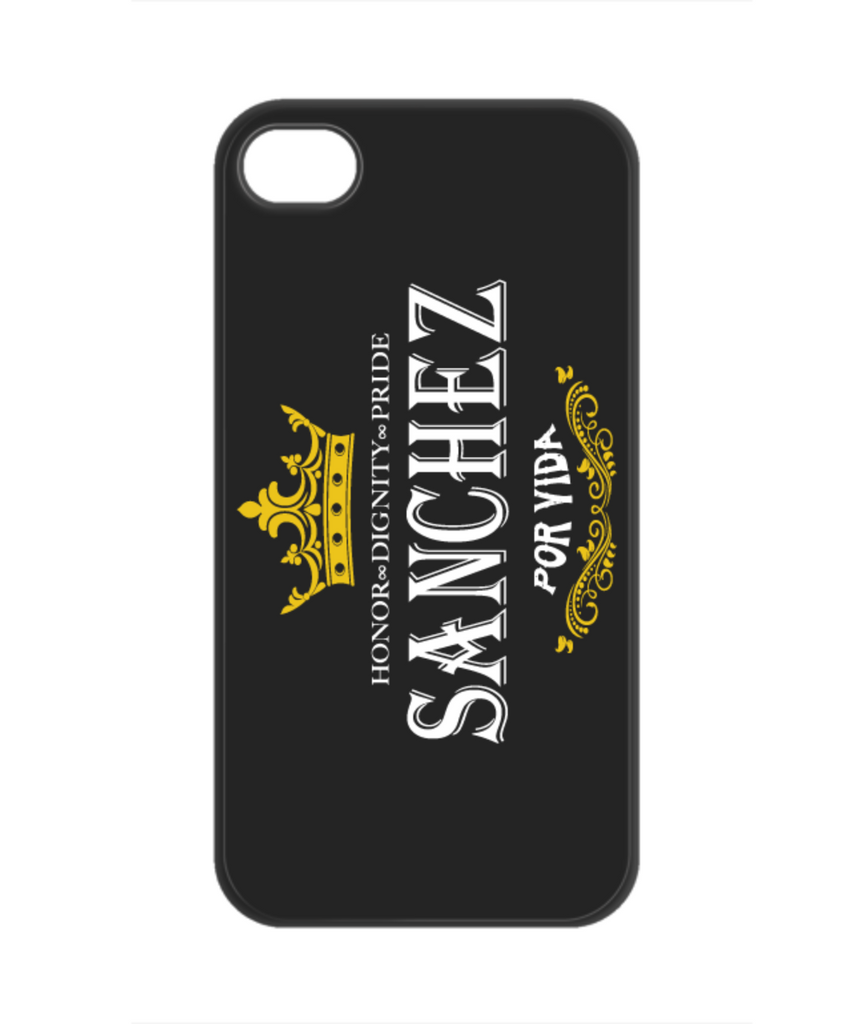 Sanchez Por Vida Phone Case